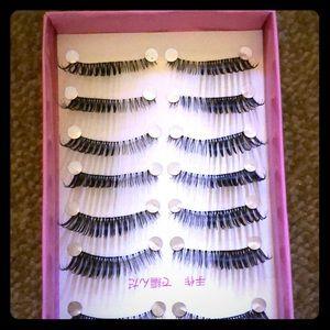 Other - False eyelashes set of 10